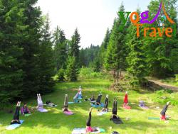 Mountain, yoga training